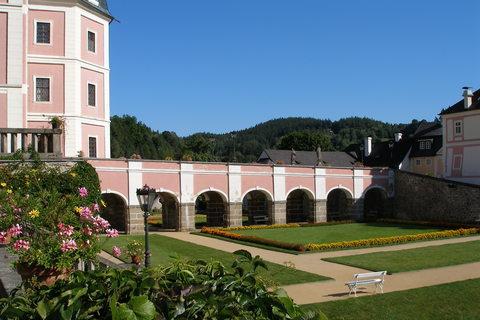 FOTKA - Bečov nad Teplou - zahrada