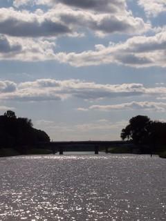 FOTKA - Pohled z lodi 1