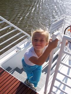 FOTKA - na lodi je skvělá zábava