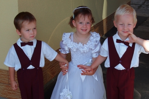 FOTKA - moji malí svědci