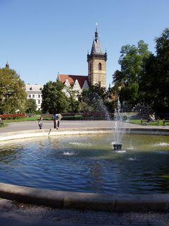 FOTKA - Karlovo náměstí, Praha