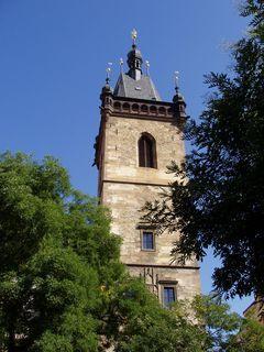 FOTKA - radnice - Karlovo náměstí, Praha  (2)