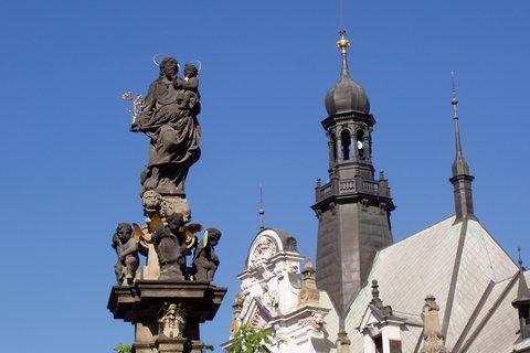 FOTKA - radnice - Karlovo náměstí, Praha