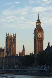 FOTKA - Big Ben a Parlament