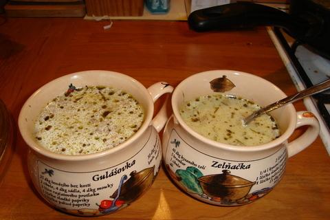 FOTKA - Mňamky polívečky