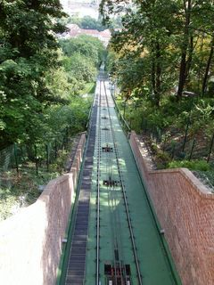 FOTKA - Praha - lanovka na Pet��n