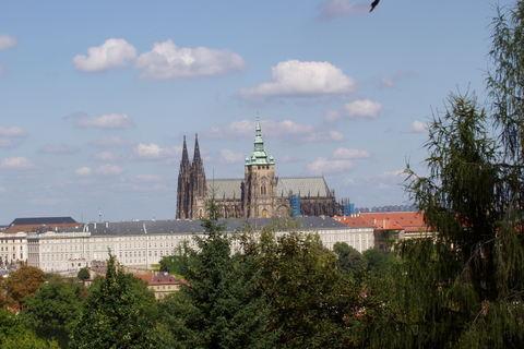 FOTKA - Pražský hrad - klasika
