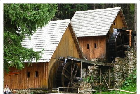 FOTKA -      zlatorudné mlýny -foto 2