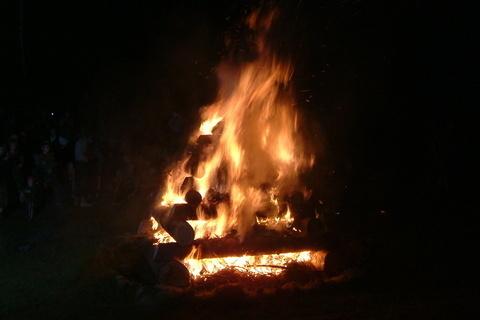 FOTKA - Velký oheň