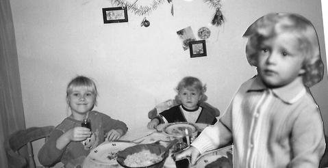 FOTKA - Dětičky s tatínkem
