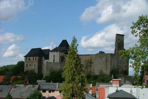 FOTKA - Zřícenina hradu Lipnice nad Sázavou