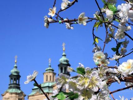 FOTKA - Velikonoce v Praze - Veže