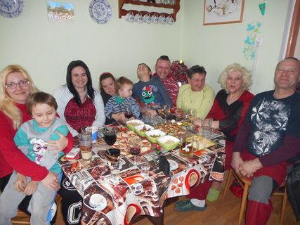 FOTKA - Kristovky narozeniny