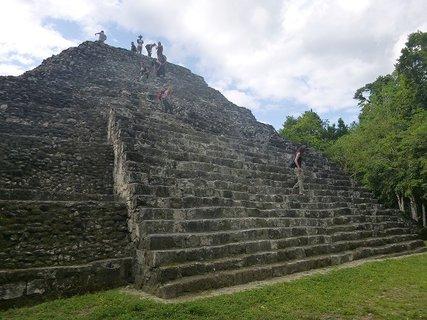 FOTKA - Guatemala po schodech