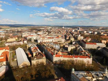FOTKA - Olomouc z výšky
