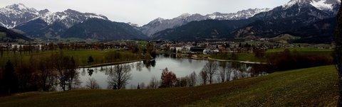 FOTKA - Po delší době na Ritzensee - Panorama Ritzensee