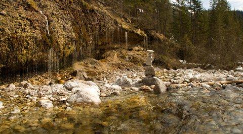 FOTKA - Ještě zimní procházka k Triefen - Triefen
