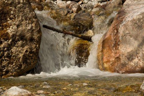 FOTKA - Ještě zimní procházka k Triefen - Voda