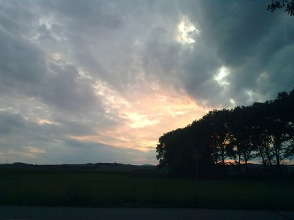 FOTKA - Večerní krajina 1