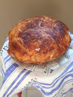 FOTKA - čerstvě upečený chléb