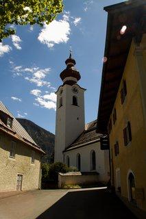 FOTKA - Lofer - Kostel