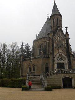 FOTKA - V T�eboni u hrobky