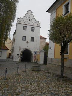 FOTKA - Jedna z Třeboňských bran