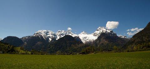 FOTKA - Lofer - Panorama okolí