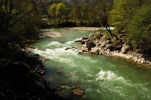 FOTKA - Lofer - Divoká voda