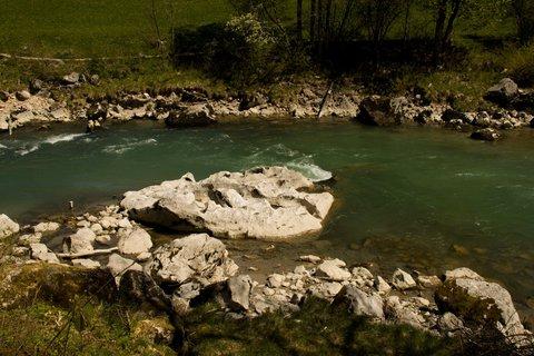 FOTKA - Lofer - Kámen v potoce