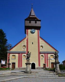 FOTKA - Světlá nad Sázavou - kostel sv. Václava