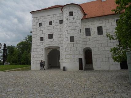 FOTKA - Třebíčský zámek