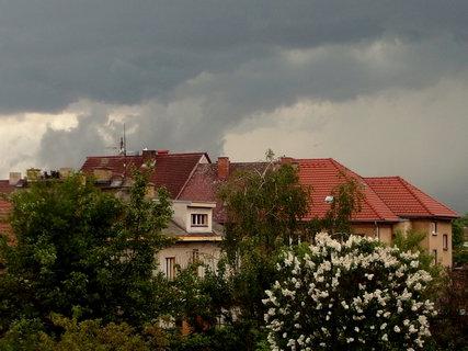 FOTKA - Než začalo pršet