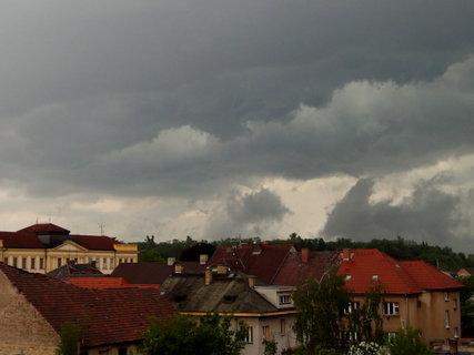 FOTKA - Blíží se bouřka
