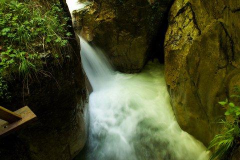 FOTKA - Seisenbergklamm -  Voda