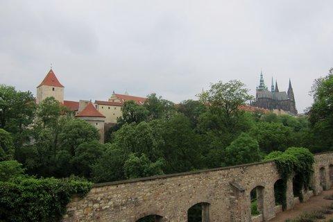 FOTKA - Pražský hrad - ohlédnutí...