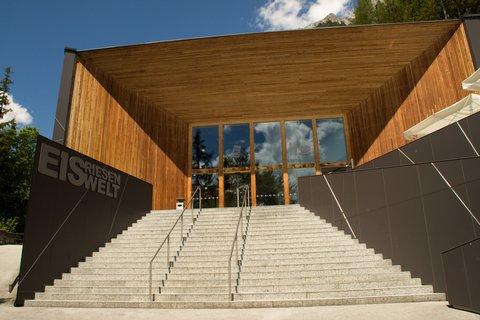 FOTKA - Eisriesenwelt - Návštěvnické centrum