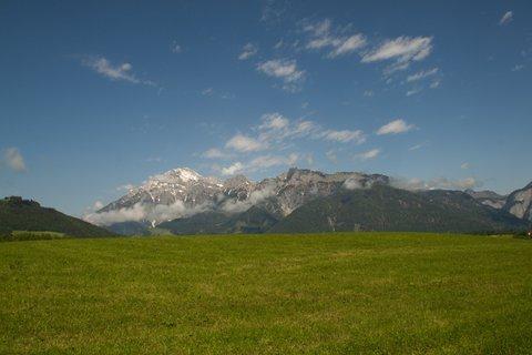 FOTKA - Zase jednou okolo Ritzensee - Leoganger Steinberge