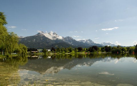 FOTKA - Zase jednou okolo Ritzensee - Ritzensee