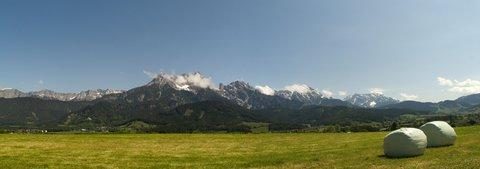 FOTKA - Zase jednou okolo Ritzensee - Panorama Kamenného moře