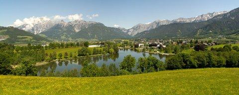 FOTKA - Zase jednou okolo Ritzensee - Panorama jezera