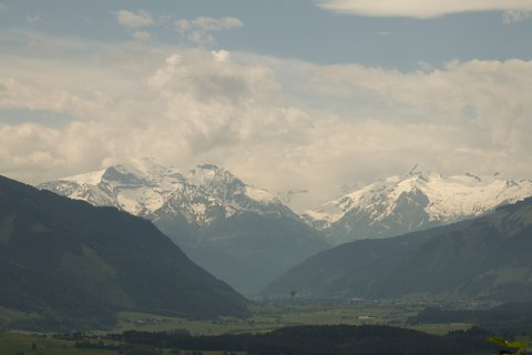 FOTKA - Znovu na Einsiedelei - Pohoří Kitzsteinhornu