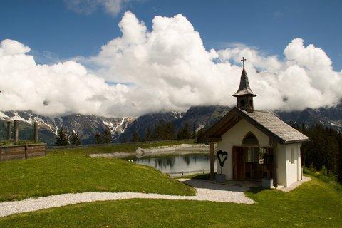 FOTKA - Gabühel z Hinterthalu - Kaplička