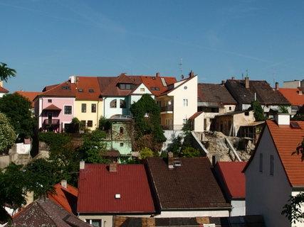 FOTKA - Pohled ze zvonice na staré město