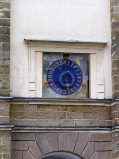 FOTKA - orloj na věži