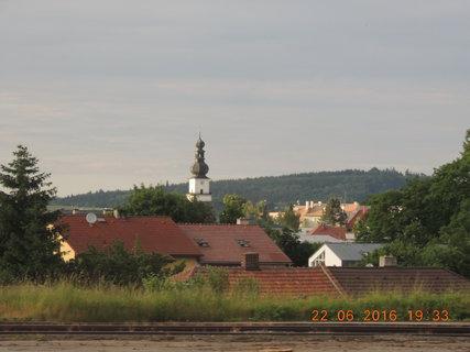 FOTKA - Vyjíždíme ze stanice Žďár n/S
