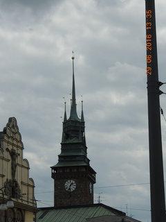 FOTKA - Věž Zelené brány - Pardubice