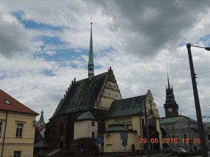 FOTKA - Kostel sv.Bartoloměje - Pardubice