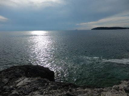 FOTKA - klidné moře počátkem června