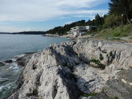 FOTKA - klid před sezonou (Chorvatské pobřeží počátkem června)